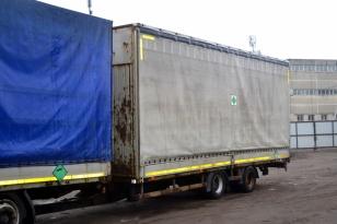 Шторный бортовой МАЗ 837310-(3012)