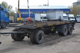 Прицеп-платформа (мультилифт) Т83090 Транслес
