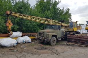 Продается Автокран КРАЗ-250