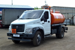 Автотопливозаправщик ГАЗ NEXT 4389JY