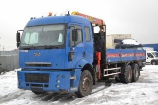 Грузовик манипулятор Ford Cargo 2530