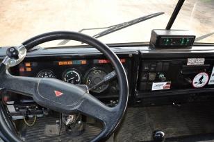 Мусоровоз с портальным погрузчиком МКЗ-3402 на шасси МАЗ 5337А2