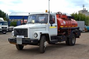 Автотопливозаправщик Газ 36135-011