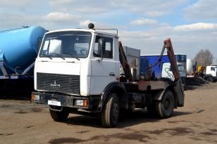 МКС-3501на шасси МАЗ 5551А2