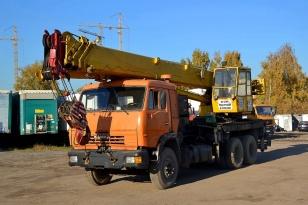 Автокран «Камышинский КЗ» КС-5576К