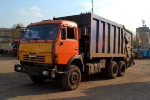 Мусоровоз БМ-53229 на шасси Камаз 65115-6