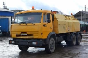 Грузовик Илосос КО-507А на базе Камаз 532150 2003 г.в.