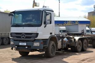 Mercedes Benz Actros 3341 грузовик-бункеровоз