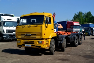 Мультилифт АС-26 на шасси КАМАЗ 65201-60