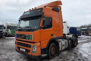 Volvo FM 6x2