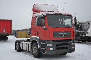 Седельный тягач MAN TGS 19.440 4x2 BLS-WW