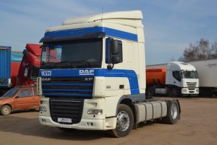 DAF FT XF 105.410 Space Cub