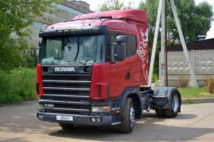 Седельный тягач Scania R114 GA4X2HNA