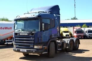 Седельный тягач Scania P114 GA6X4NZ380