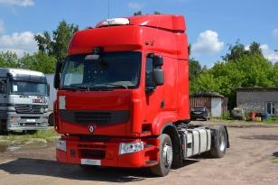 Седельный тягач Renault Premium 450.19