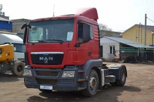 Седельный тягач MAN TGS 19.400 4x2