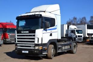Седельный тягач SCANIA R124 GA4X2NA 420