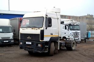 Седельный тягач МАЗ 5440А5-370-030