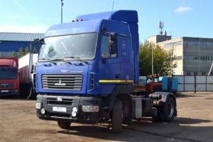 Седельный тягач МАЗ 544018-1320-031, год выпуска: 2012