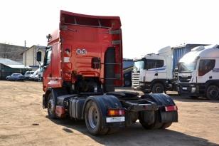 Грузовой тягач колесной формулы 6х4 (задняя пневмоподвеска) МАЗ 6430А9-1320-020 2010 года выпуска.