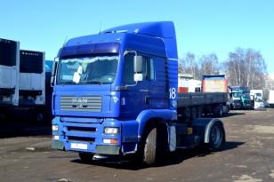 Седельный тягач MAN TGA 18.400 4x2 BLS