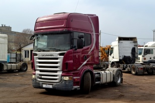 Грузовой тягач седельный Scania R480 4x2