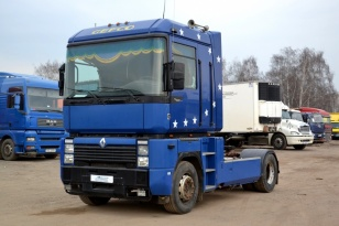 Седельный тягач Renault Magnum AE430