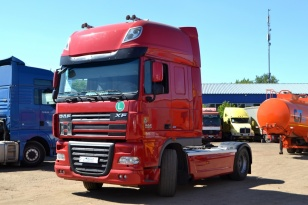 DAF FT XF 105.460 SUPER SPACE CAB