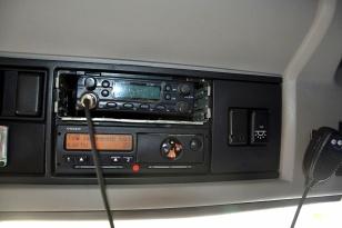 Седельный тягач Volvo FM TRUCK 4x2, год выпуска 2011.