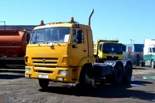 Седельный тягач КАМАЗ 65116-А4