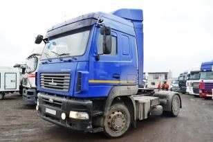 Седельный тягач МАЗ-544019. Год выпуска 2013.