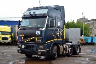 Седельный тягач Volvo FH12.420