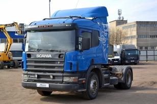Седельный тягач Scania Р114 GA4X2NA340