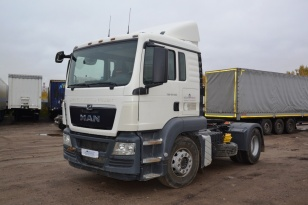 Man TGS19.400 4x2 BLS-WW