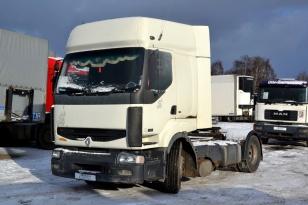 Renault Premium 420DCI грузовой тягач седельный 2003г.в.