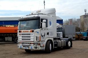 Седельный тягач SСANIA R154L420