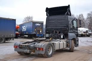 Седельный тягач Scania P400 CA6x4HSZ