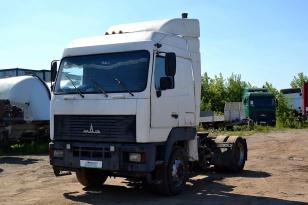 Седельный тягач Маз 5440А5-330-031