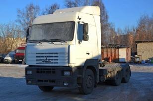 Седельный тягач МАЗ 6430А9-320-020