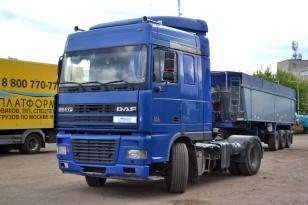 Седельный тягач DAF XF 95.430