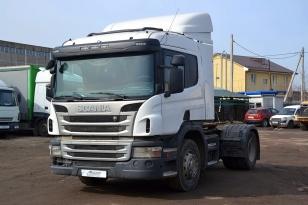 Седельный тягач Scania P400LA 4x2