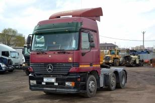 Седельный тягач Mercedes-Benz Actros 2543LS