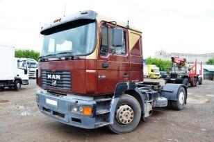 Седельный тягач MAN 19.463 FLLS. Год выпуска 1997.