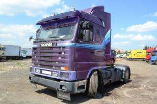 Седельный Тягач Scania R143  1994г.в.