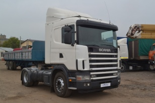 Седельный тягач Scania R124