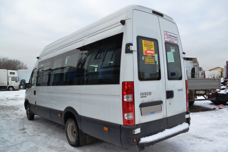 продажа микроавтобусов ивеко дейли бу в россии