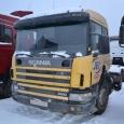 Scania P380 тягач седельный. Год выпуска 2000.