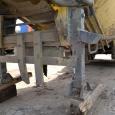 Полуприцеп цистерна для сыпучих грузов OK KARDESLER MV1. Год выпуска 2007.