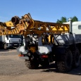 Буровая установка ЛБУ-50 на базе КАМАЗ 43114С