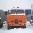 Автобетоносмеситель (миксер) Камаз 53229R